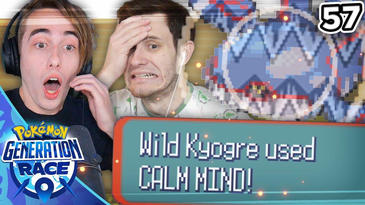 CALM MIND MASSACRE? - Pokémon Generation Race Ft. @AstroidmaniaVideos EP57