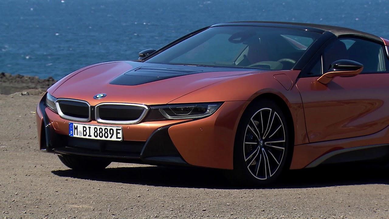 I8 Exterior: BMW I8 Roadster, Design Exterior.