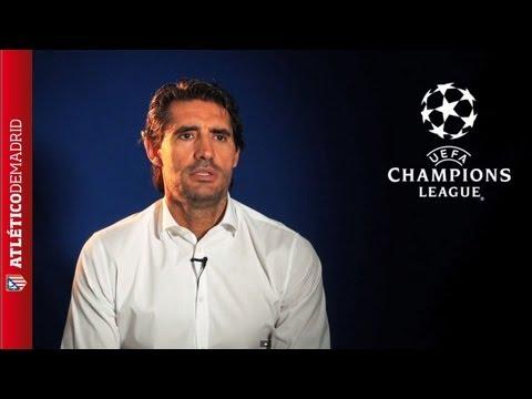 Caminero analiza el sorteo de la Champions