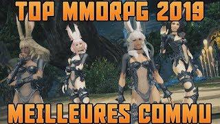 TOP MMORPG 2019 - MEILLEURES COMMUNAUTES FRANCOPHONES