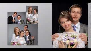 Свадебный фотоальбом (wedding photo book)