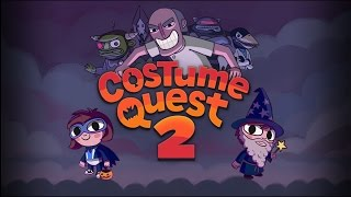 O Que Dizer Sobre: Costume Quest 2 - Games With Gold 8#(Maio 2016)