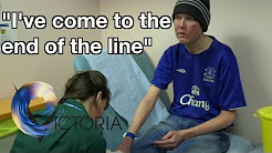 Inside NHS detox centre - Victoria Derbyshire