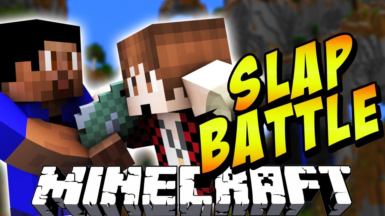 Minecraft SLAP BATTLE with Vikkstar