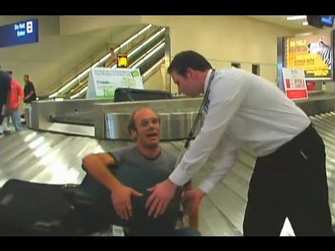 Keith Apicary - In Trouble at the Airport