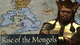 How To Destroy Crusader Kings 3 As The Mongolian Empire
