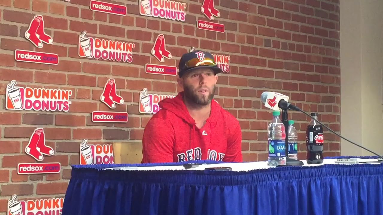 Dustin Pedroia expects to return to 2019 Boston Red Sox