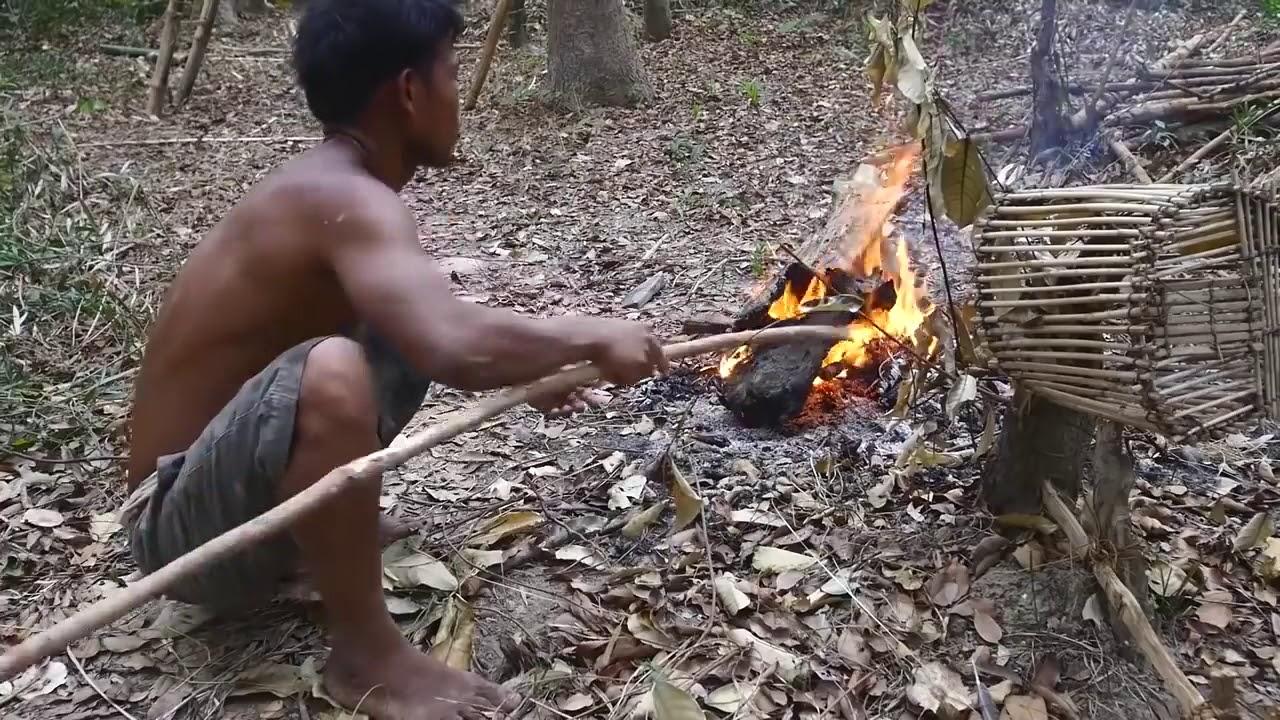 Thổ Dân Thực Sự - Sống Trong Rừng