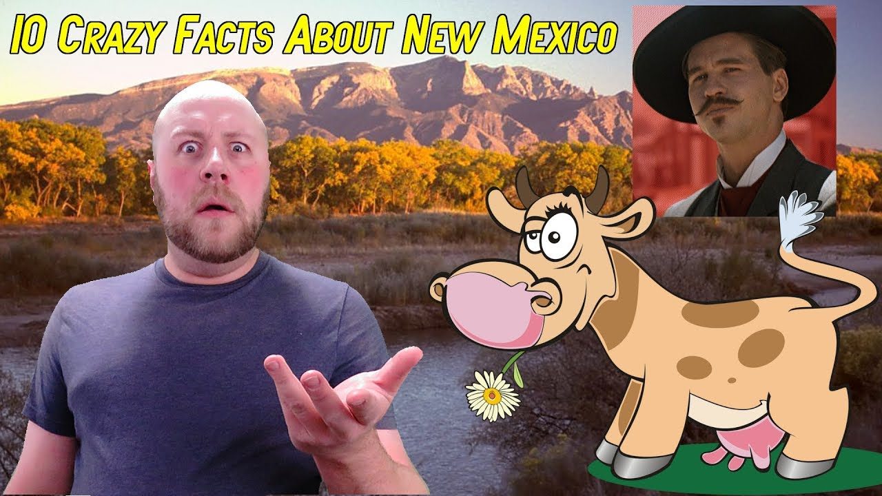 Top Ten Dumb Laws of New Mexico - YouTube