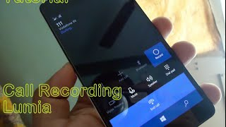 Tutorial: How to Call Record on Lumia