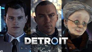 [LIVE] デトロイトビカムおばあちゃん【Detroit: Become Human】卍8