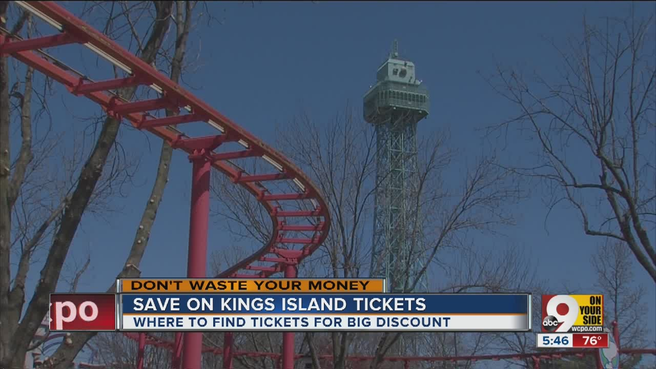 Kings Island Passes