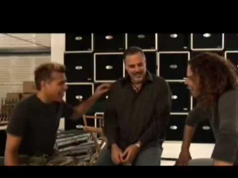 Edward Van Halen Talks About His Classic Tone & Amp Part 2