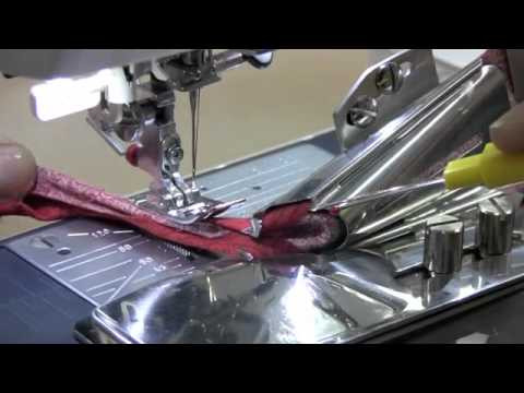 Janome Quilt Binder Introduction Part 40 YouTube Custom Janome Sewing Machine Starter Kit