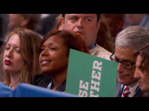 Senator Cory Booker at DNC 2016
