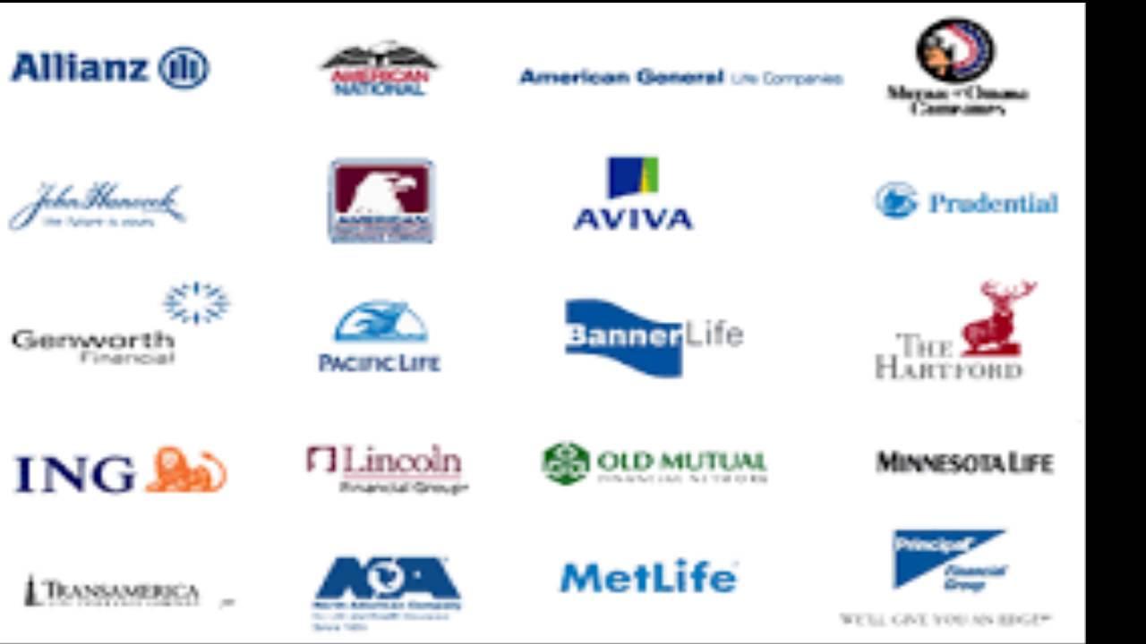 Insurance company logos youtube insurance company logos altavistaventures Images
