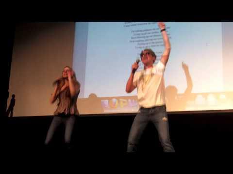 UHS Karaoke - Battle of the Classes 2011