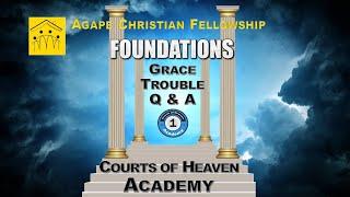 Grace Trouble Q & A