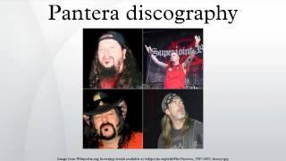 Скачать Pantera Discography
