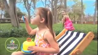 Kidkraft Children's Kids Garden Deckchair 00102