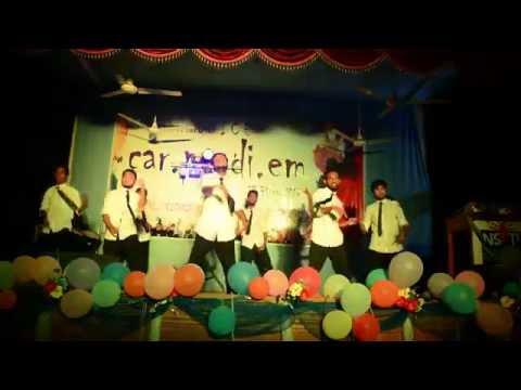 ICEANS Rocking Dance at NSTU