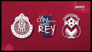 Chivas Vs Monarcas Morelia 2017 0-0 (3-1) PENALES COMPLETOS Final Copa Mx 2017