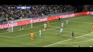 Астана 1:0 АПОЭЛ  Лига Чемпионов 18,08,2015