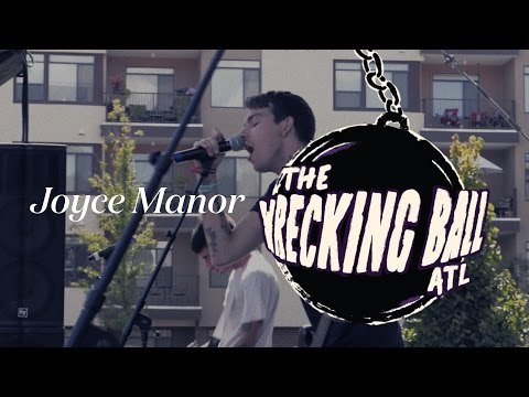 JOYCE MANOR LIVE @ Wrecking Ball ATL Mp3