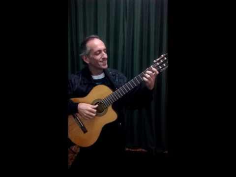Rogério Garcia - Amigos Para Sempre (violão)