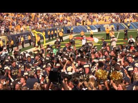 Pitt vs Penn State 9/10/2016 Postgame - Victory