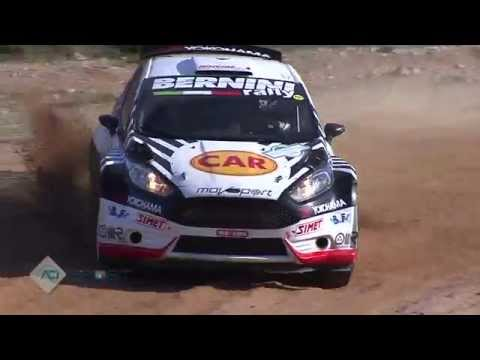 TROFEO RALLY TERRA - 34° RALLY COSTA SMERALDA - HIGHLIGHTS 24/10/2015