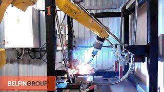Сварочный робот для производства стульев(, 2015-03-11T08:13:02.000Z)