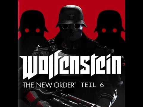 Lets Play Wolfenstein the New Order Teil 6 Die Anstalt