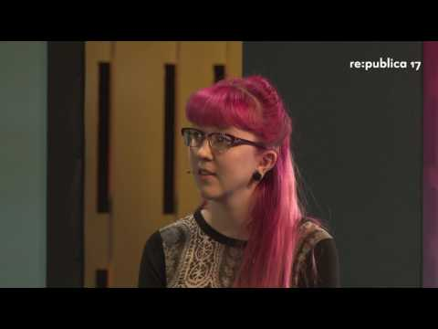 re:publica 2017 - A Robot Psychiatrist and a Battle-Robot builder walk into a bar- and talk. on YouTube