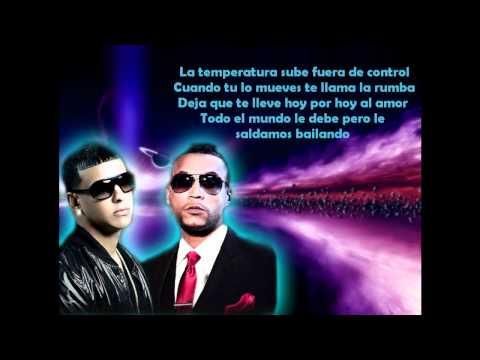 Daddy Yankee Ft. Don Omar - Lovumba (Official Remix) (Letra/Lyrics)