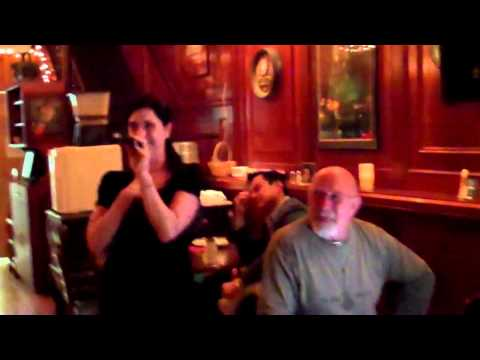 'I Did You Babe'--Karaoke with DJ Dave at Schnitzel Haus