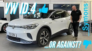 VW ID.4 full review by a Tesla owner. ID4 or against? Has Volkswagen got this right?