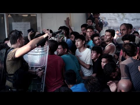 Europa se enfrenta a la peor crisis migratoria en años