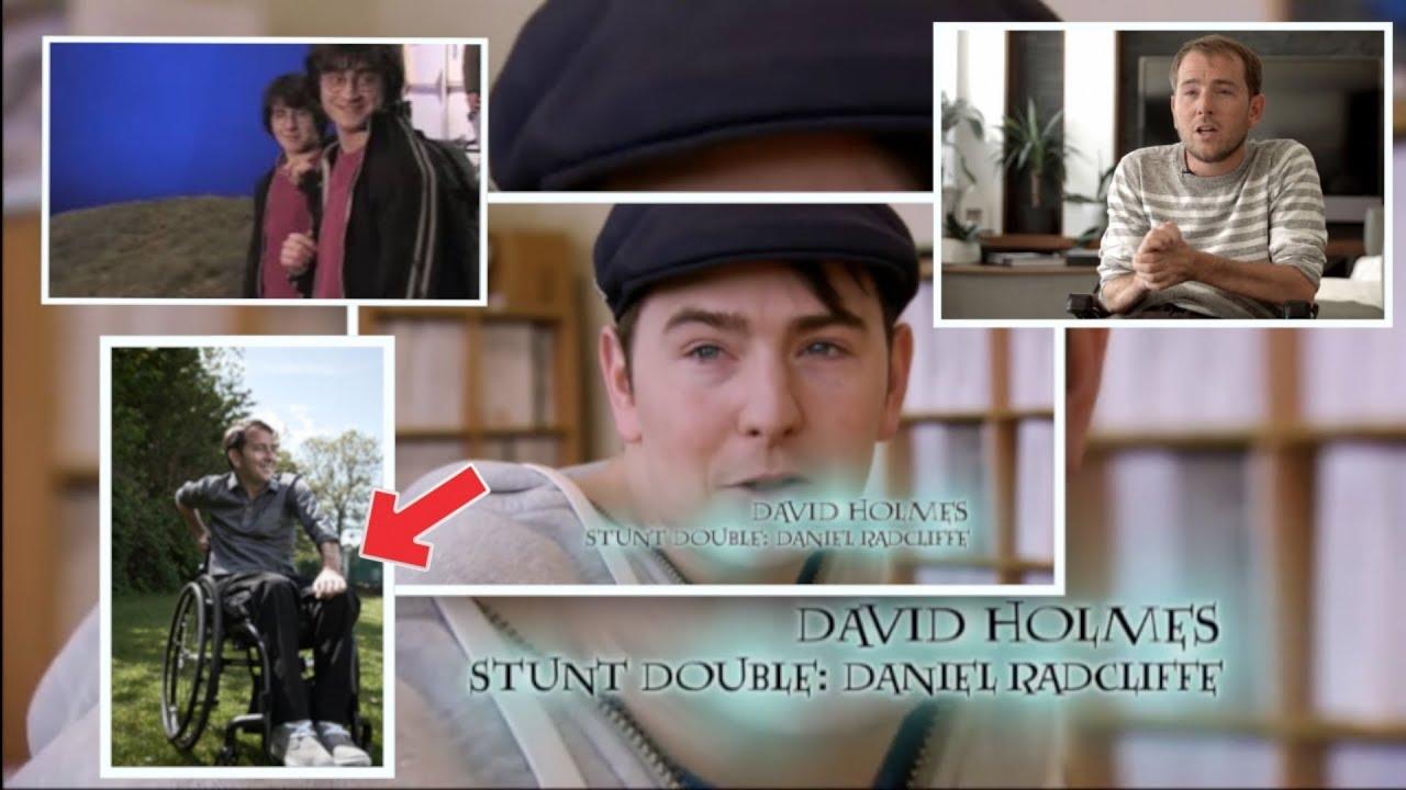 David Holmes Unfall