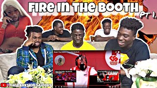 Megan Thee Stallion - Fire In The Booth *REACTION*