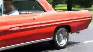 421 Pontiac spins em