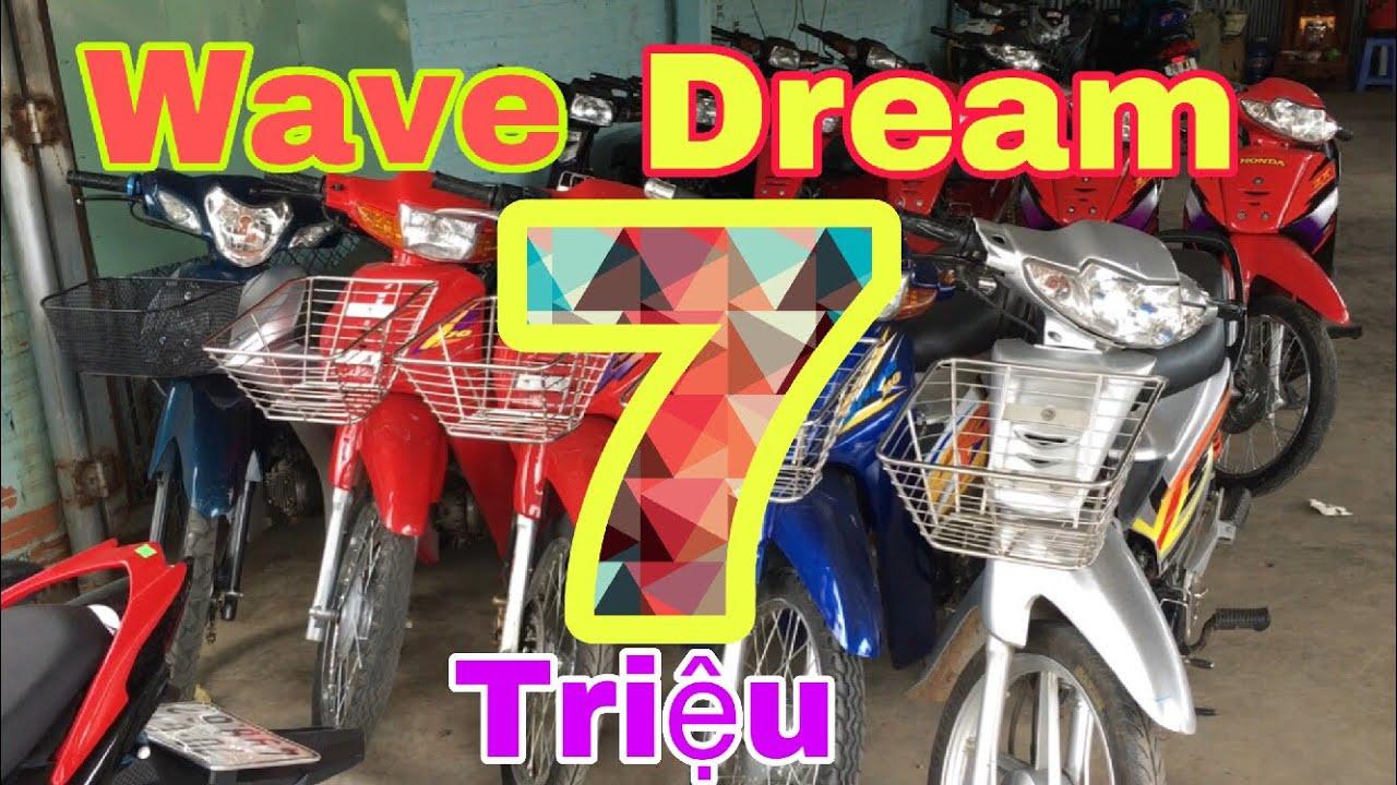 Wave – Dream 7 Triệu tại Hoà Thành