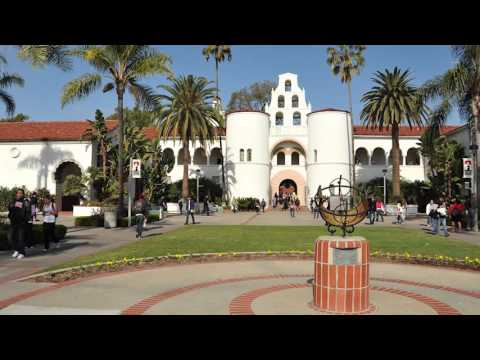 San Diego State University - Below Average and Exceptional Professors