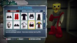 Dead Rising 2: Off The Record: Protoman Easter Egg