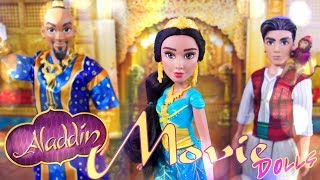 Unbox Daily: ALL NEW Aladdin Movie Dolls