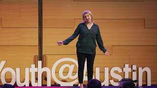 Surviving and Thriving Through Artistic Expression | Lesley Ryan | TEDxYouth@Austin