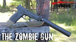 "S&W M&P 45 Tactical ""Zombie Gun"""