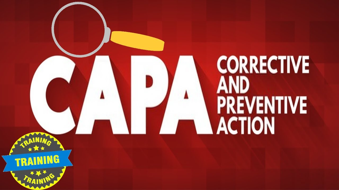 Corrective Action and Preventive Action (CAPA)