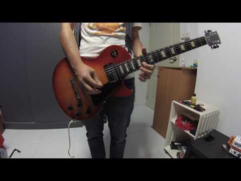 MAGIC! - Rude guitar cover