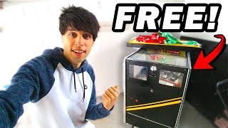 Game | How I Got a FREE Arcade Game... | How I Got a FREE Arcade Game...